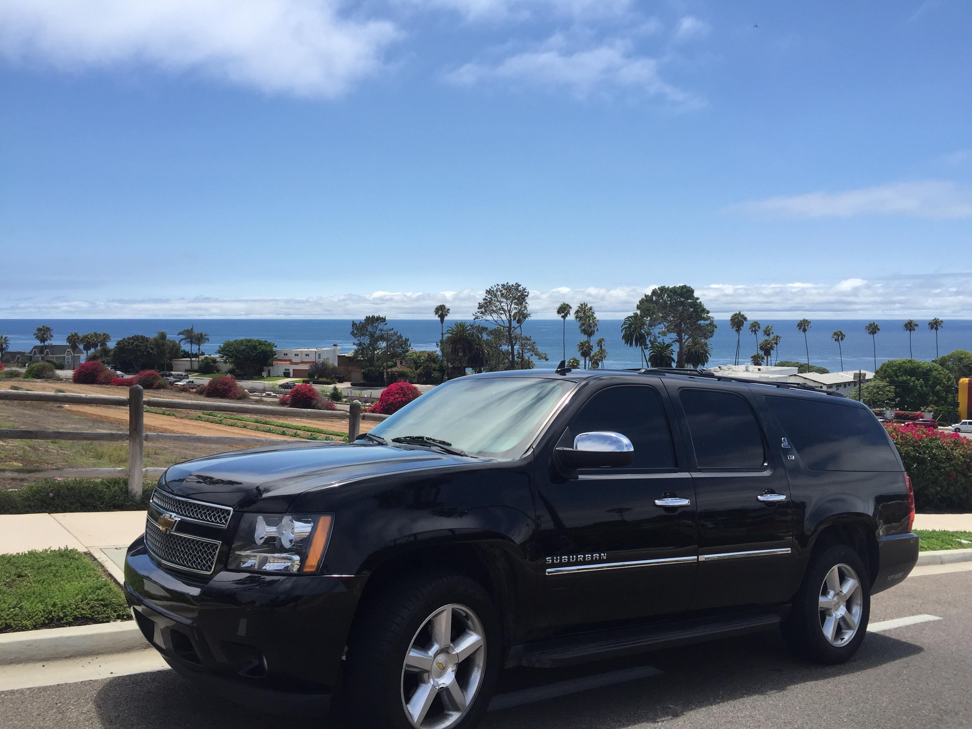 Car Service Encinitas To San Diego Airport